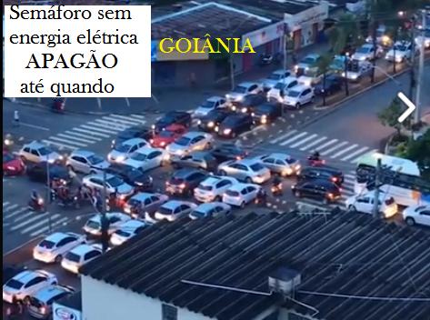GOIANIA APAGÃO