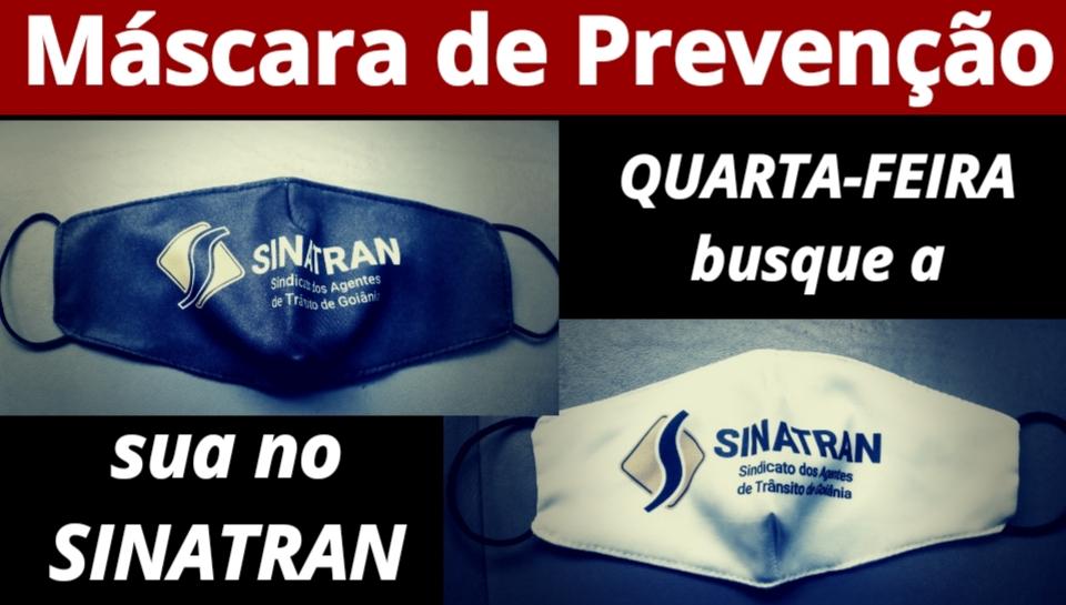 Máscara de Prevenção